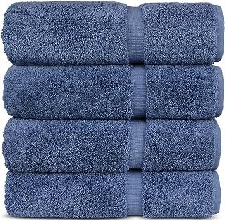 "Luxury Hotel & Spa 100% Cotton Premium Turkish Bath Towels, 27"" x 54''.."