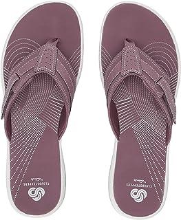 6b37318032ce Amazon.com  Purple - Flip-Flops   Sandals  Clothing