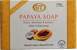 GT Cosmetics Philippines Imported Skin Whitening Papaya Soap 120 grams