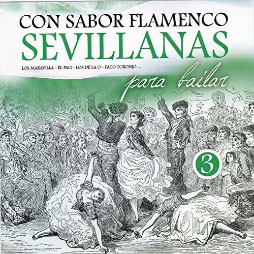 Sevillanas Tradicionales by Adela La Chaqueta on Amazon ...