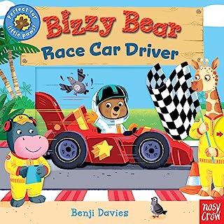 Bizzy Bear: Race Car Driver