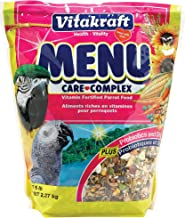 vitakraft african parrot food