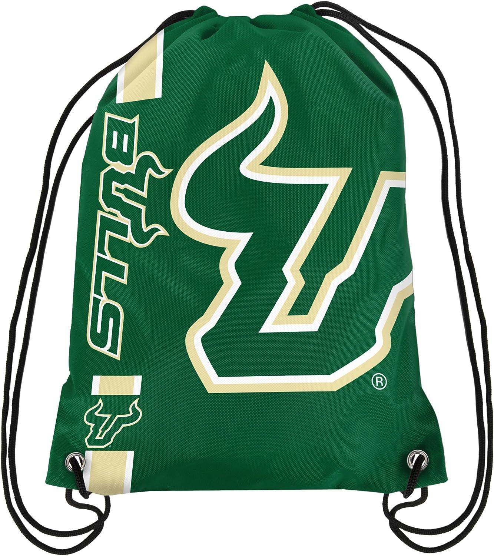 NEW South Florida Bulls NCAA Drawstring Logo Very popular Backpack Big