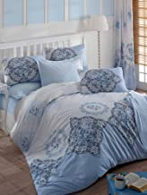 Pearl Home Ranforce Single Quilt Cover Set - 160 x 220 cm