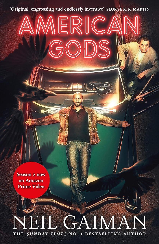 突き出す里親免疫するAmerican Gods (English Edition)