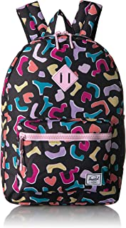 Herschel Heritage Youth X-Large Kid's Backpack, Fiesta/Pink Lady, One Size