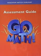 Go Math!: Assessment Guide Grade 2