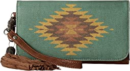 Zapotec Flap Wallet