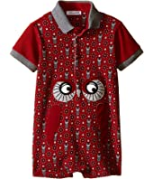 Dolce & Gabbana Kids - Owl One-Piece (Infant)