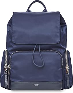 """Knomo Mayfair Clifford, 13"""" Laptop Backpack, Water-Resistant with RFID Pocket, Black"""
