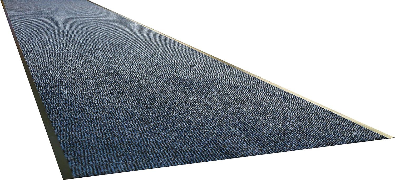 Teppichwahl Fumattenlufer Nassau - 90 x 400 cm - Blau