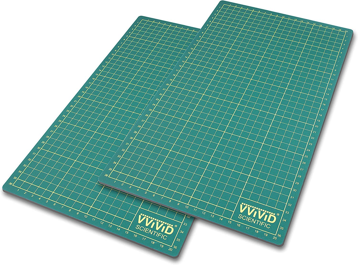 """VViViD 2-Pack Rotary Safety and trust Cutting Mat x Inches 15"""" Ranking TOP5 8.2"""" Se"""