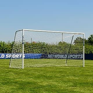 FORZA Alu60 Soccer Goals [10 Sizes] – Club Spec Premium Weatherproof Soccer Goal Posts