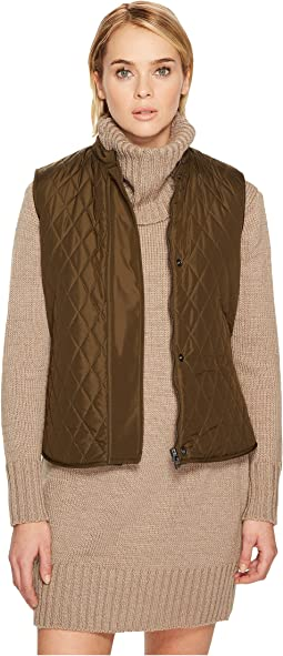 BELSTAFF - Walstead Lightweight Tech Quilted Vest
