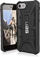 UAG iPhone 8 / iPhone 7 / iPhone 6s [4.7-inch screen] Pathfinder Feather-Light Rugged [BLACK] Military Drop Tested iPhone Case