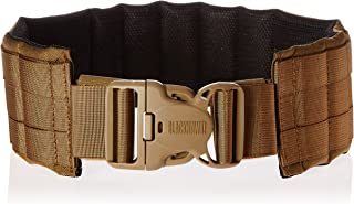 blackhawk patrol belt sizing