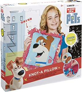 Best the secret life of pets knot a pillow Reviews