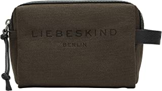 Liebeskind Berlin Gray, Cosmetic Pouch Small Donna, S