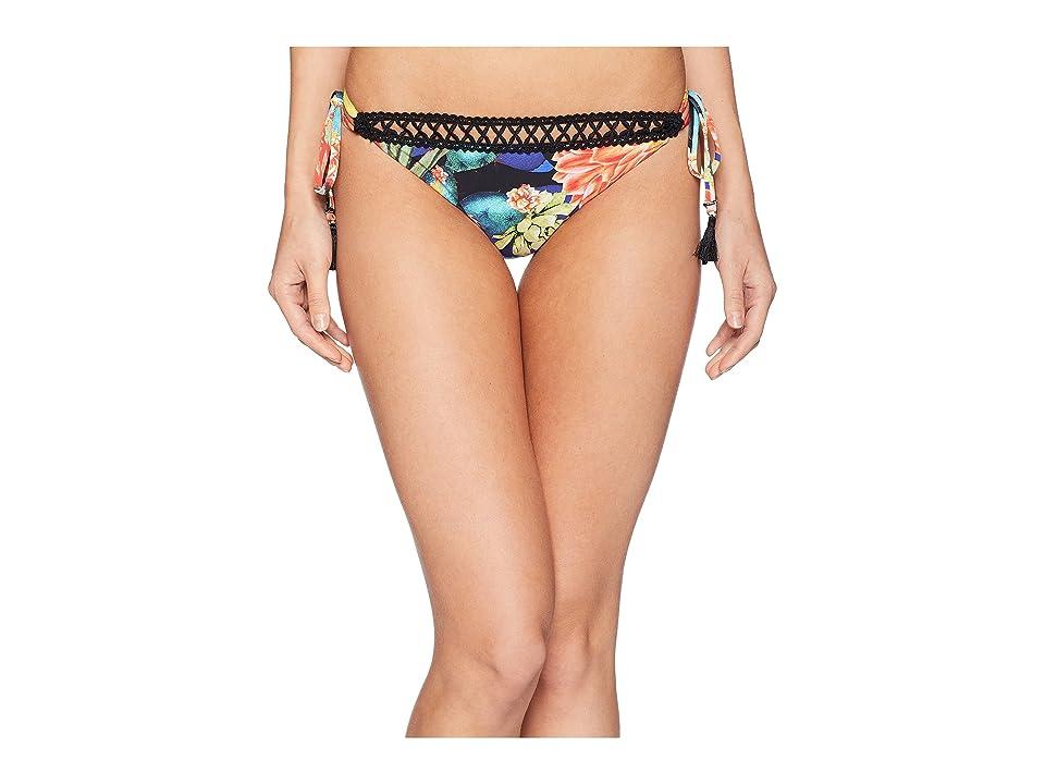 Lucky Brand Malibu Canyon Loop Tie Side Hipster Bottom (Multi) Women