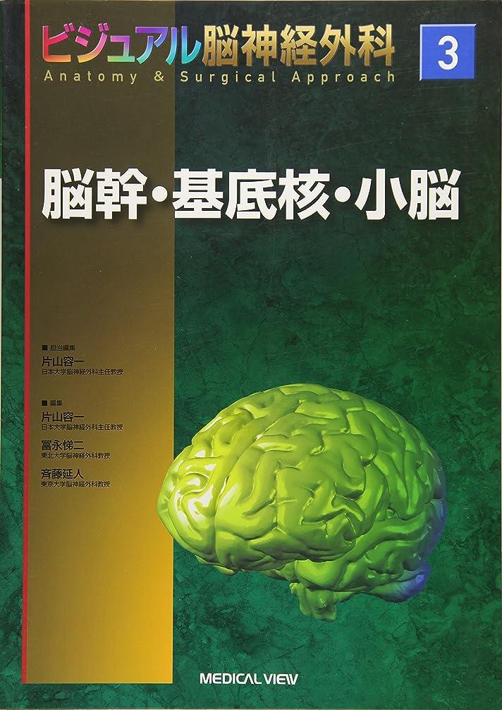 羽もう一度ハンサム脳幹?基底核?小脳 (ビジュアル脳神経外科 Anatomy & Surgical Approach 3)