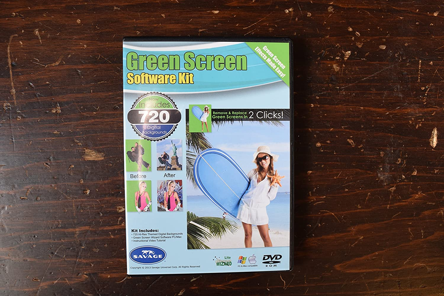 Savage Green Now free shipping Online limited product Screen Kit Software