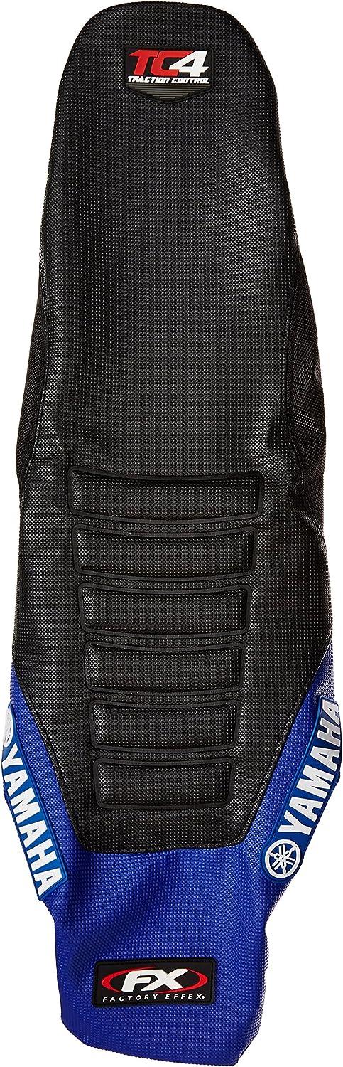 Factory Effex 11-27220 Fashion TC4 BLACK Seat Cover Fashionable