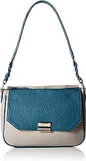 Rosetti Chic Boutique Small Hobo Color Block Shoulder Bag 11632a6549064