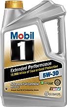 Mobil 1 (120766) Extended Performance 5W-30 Motor Oil - 5 Quart