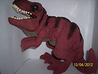 Jurassic Park Vintage 1996 the Lost World T-rex Full Body Hand Puppet Dinosaur 22 Inches