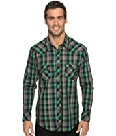 Rock and Roll Cowboy - Long Sleeve Snap B2S9065