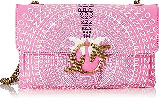 PINKO Damen Love Mini Soft 100% CL Nylon R, Einheitsgröße