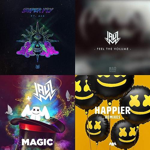 Amazon.com: Best of Jauz: Netsky, Tiga feat. Pusha T, ROUXN ...