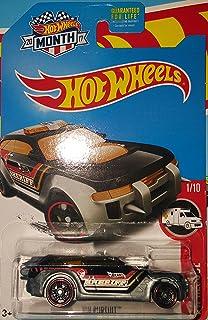 Hot Wheels 2017 HW Rescue HW Pursuit Police Car Treasure Hunt, Black