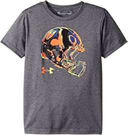 Under Armour Kids - UA Helmet Short Sleeve (Little Kids/Big Kids)