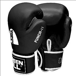 Trainingshandschuhe Boxsack Green Hill Valkiria Boxhandschuhe Kickboxhandschuhe