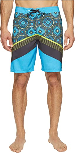 Hyperfreak Abo-Geo Superfreak Series Boardshorts