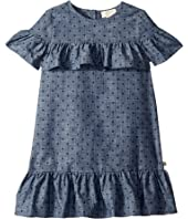 Kate Spade New York Kids - Ruffle Dress (Toddler/Little Kids)