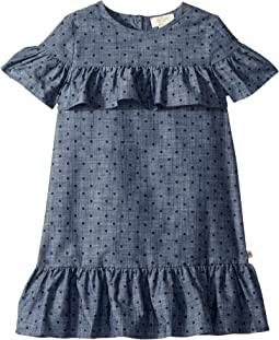 Ruffle Dress (Toddler/Little Kids)