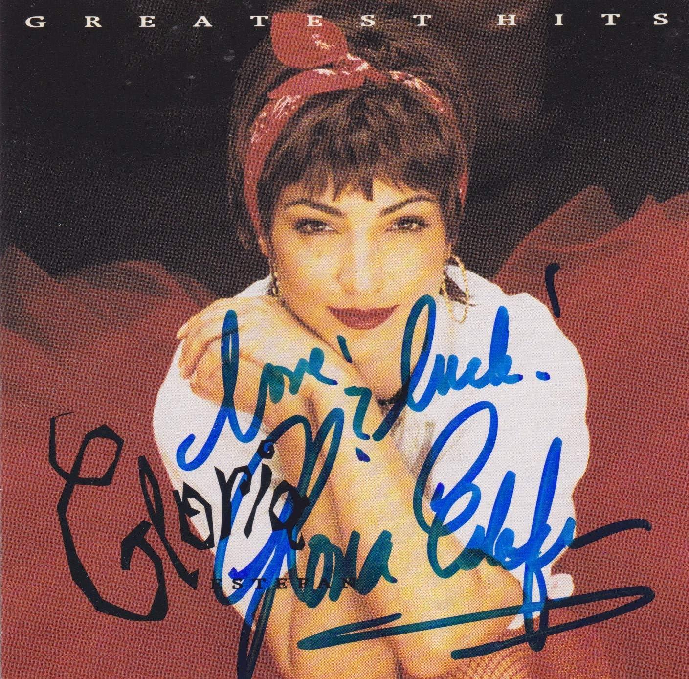 Gloria New item Estefan CD Max 50% OFF signed