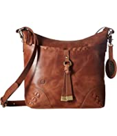 Born - Distressed Leather Crossbody