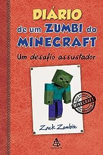 Diário de Um Zumbi do Minecraft. Um Desafio Assustador (Em Portuguese do Brasil)