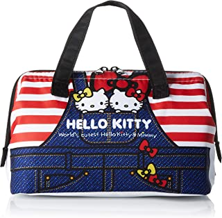 ef4ce1ea0 Skater insulated lunch bag M Hello Kitty Denim Sanrio KGA1