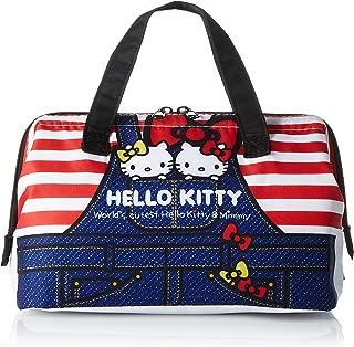 Skater insulated lunch bag M Hello Kitty Denim Sanrio KGA1