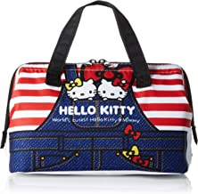 HELLO KITTY SANRIO w//Pink Sparkly Bow Lead-Free Insulated Lunch Tote Box NWT $20