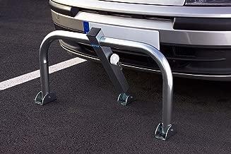 AQWWHY Manuel Parking Pliant Parking Amovible Barri/ère Espace de Verrouillage Parking bloqueur de Verrouillage Reflective marqueurs for Garez des Voitures Bloc