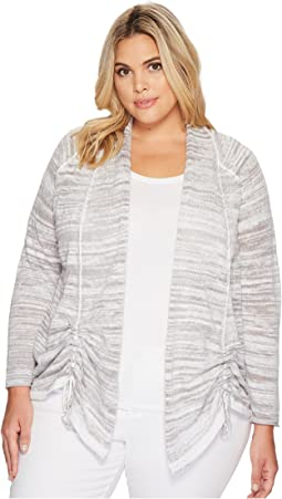Plus Size Sand Dune Cardy