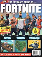 The Ultimate Guide To Fortnite Magazine All About Season 5 Battle Royale and Save The World