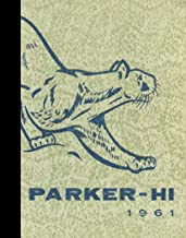 (Reprint) 1961 Yearbook: Parkers Prairie High School, Parkers Prairie, Minnesota