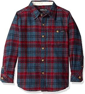 O'NEILL Boys' Redmond Flannel