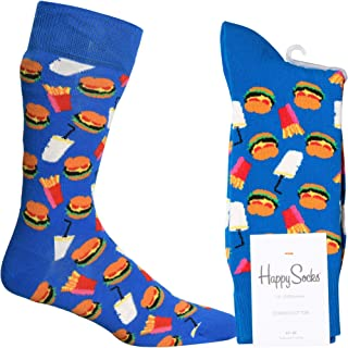Happy Socks, Hamburger sock, 6300